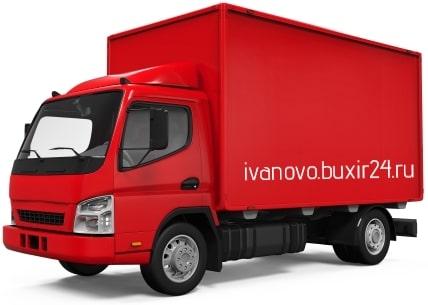 эвакуатор для легкогрузового транспорта в Иваново, буксир 24