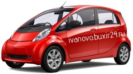 Эвакуатор для малогабаритного транспорта в Иваново, Буксир 24